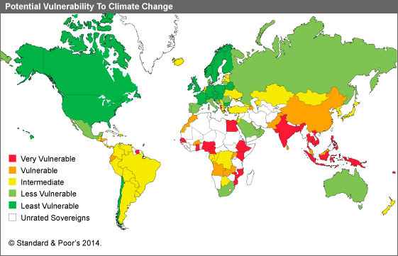 vulnerabilidad-cambio-climático-paises